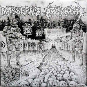 "MassGrave / Stormcrow ""MassGrave / Stormcrow"" 12inch"