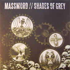 "Massmord / Shades Of Grey ""Massmord / Shades Of Grey"" 12inch"