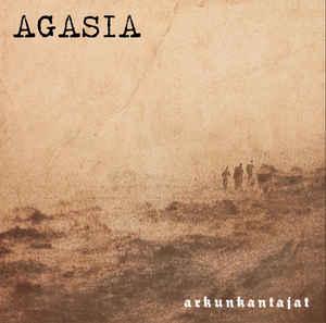 """Agasia """"Arkunkantajat"""" 12inch"""
