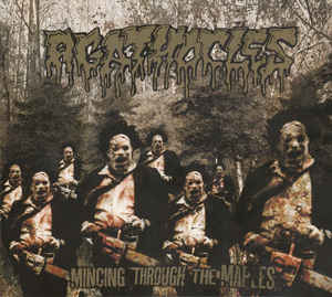 "Agathocles ‎""Mincing Through The Maples"" 12inch"