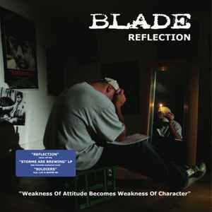 "Blade ""Reflection / Soldiers"" 12inch EP"
