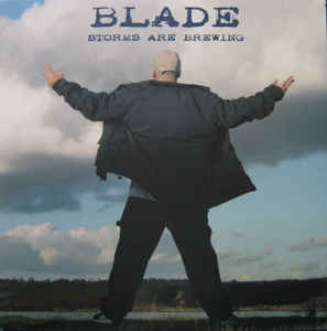 "Blade ""Storms Are Brewing"" 2xLP"