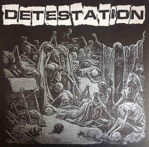 "Detestation ""Detestation"" 12inch repress"