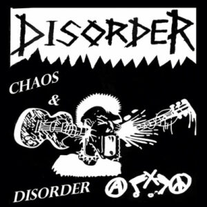 "Agathocles / Disorder ""Mimic Your Masters / Chaos & Disorder"" 12inch"