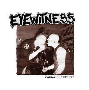 "Eyewitness ""Paska Sukupolvi"" 12inch"