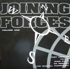"Various ""Joining Forces Volume One"" LP"