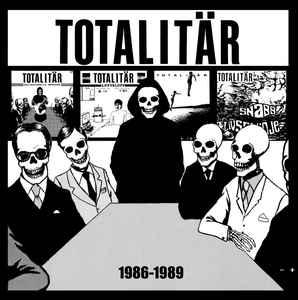 """Totalitär """"1986-1989"""" 12inch"""