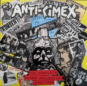 "Anti-Cimex  ""The Complete Demos Collection 1982 – 1983"" 12inch"