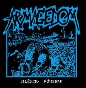 "Armagedom ""Silêncio Fúnebre"" 12inch"