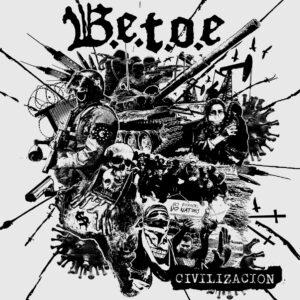 """B.E.T.O.E """"Civilización"""" 7inch Flexi"""