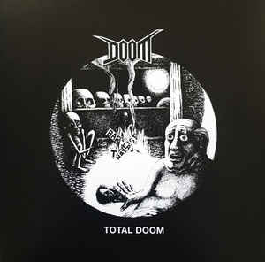 "Doom ""Total Doom"" 2xLP"