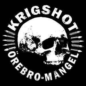"""Krigshot """"Örebro-Mangel"""" 12inch"""