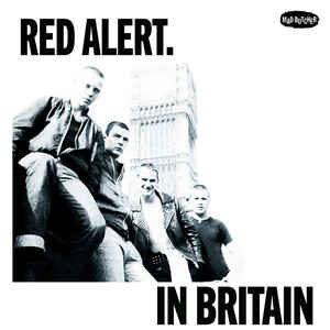 "Red Alert ""In Britain"" 7inch"