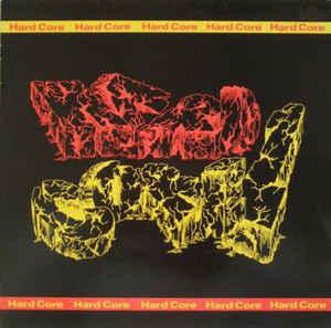 """Various """"Hard Core 1"""" LP"""