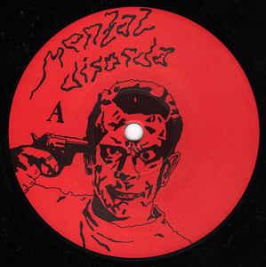 """Mental Disorda """"Mental Disorda"""" LP"""