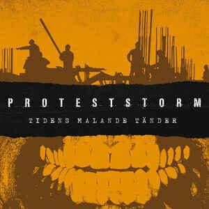 "Proteststorm ""Tidens Malande Tänder"" 7inch"