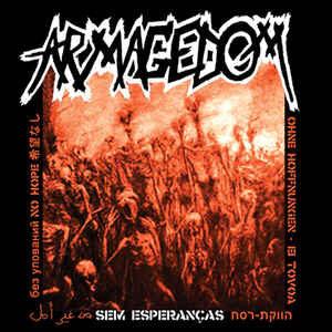 """Armagedom """"Sem Esperanças"""" 12inch"""