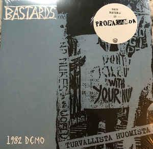 "Bastards ""Demo 1982″ 12inch"