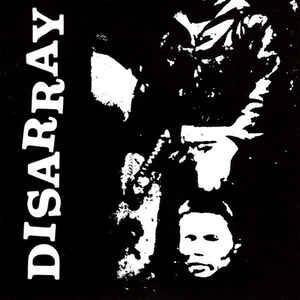 "Disarray ""1982-1986"" 12inch"