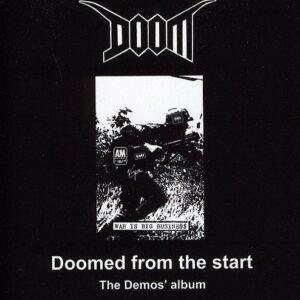 """Doom """"Doomed From The Start"""" 12inch"""