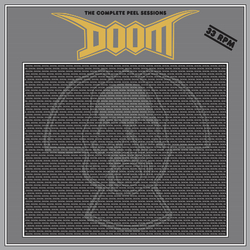 """Doom """"The Complete Peel Sessions"""" 12inch"""