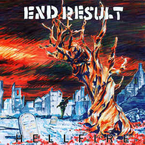 "End Result ""Hellfire"" 7inch"
