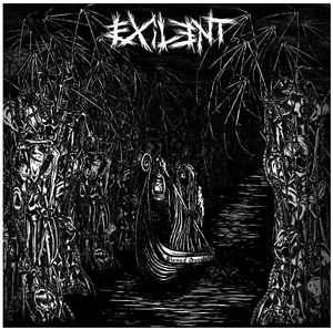 """Exilent """"Signs Of Devastation"""" 12inch"""