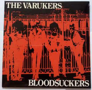 "Varukers ""Bloodsuckers"" 12inch"