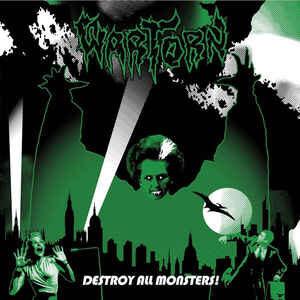 "Wartorn ""Destroy All Monsters"" LP"