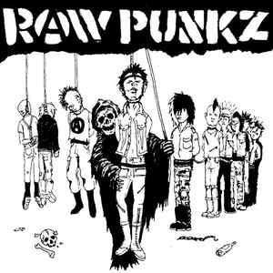 "Various ""Raw Punkz"" 7inch"