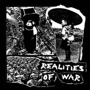 """Realities Of War """"Realities Of War"""" 7inch"""