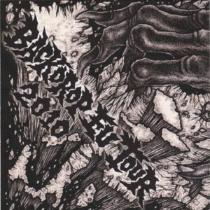 """See You In Hell / Systematic Death """"Backdrop EU Tour 2010"""" 7inch"""