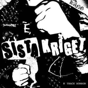 """Sista Kriget """"8 Track Horror"""" 7inch"""