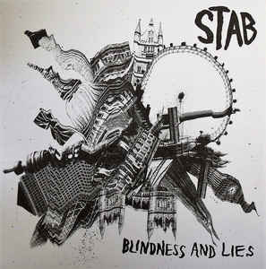"""Stab """"Blindness And Lies"""" 7inch"""