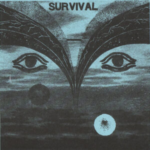 """Survival """"Sweet Scarlet Madness"""" 7inch Flexi"""