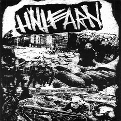 """Unlearn """"When The Reaper Comes To You Will You Clap?"""" 7inch"""