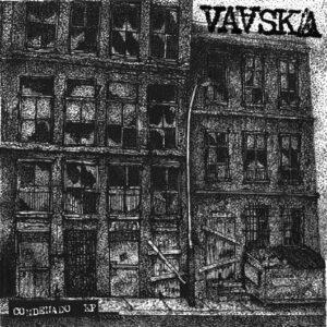 """Vaaska """"Condenado EP"""" 7inch"""