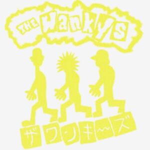 """The Wankys / Lotus Fucker """"The Wankys / Lotus Fucker"""" 7inch"""