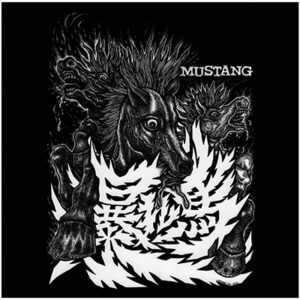 """Mustang """"Poison / Blood Rain"""" 7inch"""