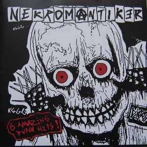 """Nekromantiker """"6 Amazing Punk Hits"""" 7inch"""