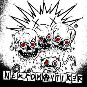 "Nekromantiker / CSMD ""Nekromantiker / Live #2″ 7inch"