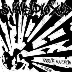 "Svaveldioxid ""Ändlös Mardröm"" 12inch 1st press purple wax"