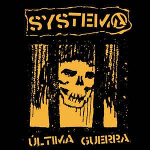 """Systema """"Última Guerra"""" 12inch"""