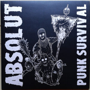 "Absolut ""Punk Survival"" 12inch"