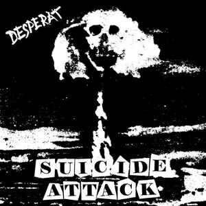 """Desperat """"Suicide Attack"""" 7inch"""