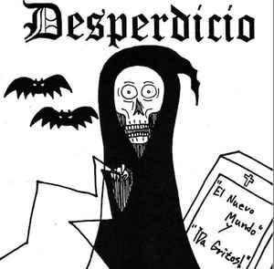 """Desperdicio """"El Nuevo Mundo/ Da Gritos!"""" 7inch Flexi"""