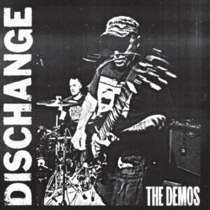 """Dischange """"The Demos"""" 12inch"""