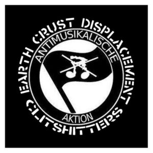 """Clitshitters / Earth Crust Displacement """"Clitshitters / Earth Crust Displacement"""" 7inch"""