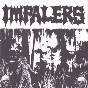 """The Impalers """"Impalers"""" 7inch"""