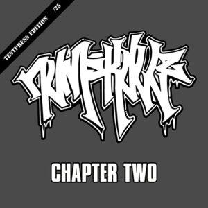 "NUMSKULLZ ""chapter two"" 2xLP Testpress"